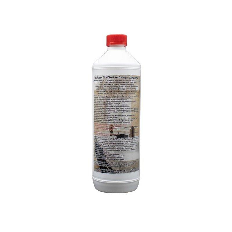 Küchenreiniger Testsieger ~ a k b 3 phasen sanitär grundreiniger vollkonzentrat kraftgel, 5